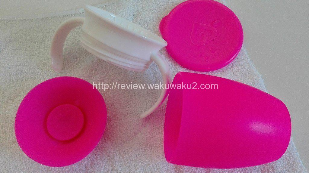 ミラクルカップ こぼれない 育児 食器3