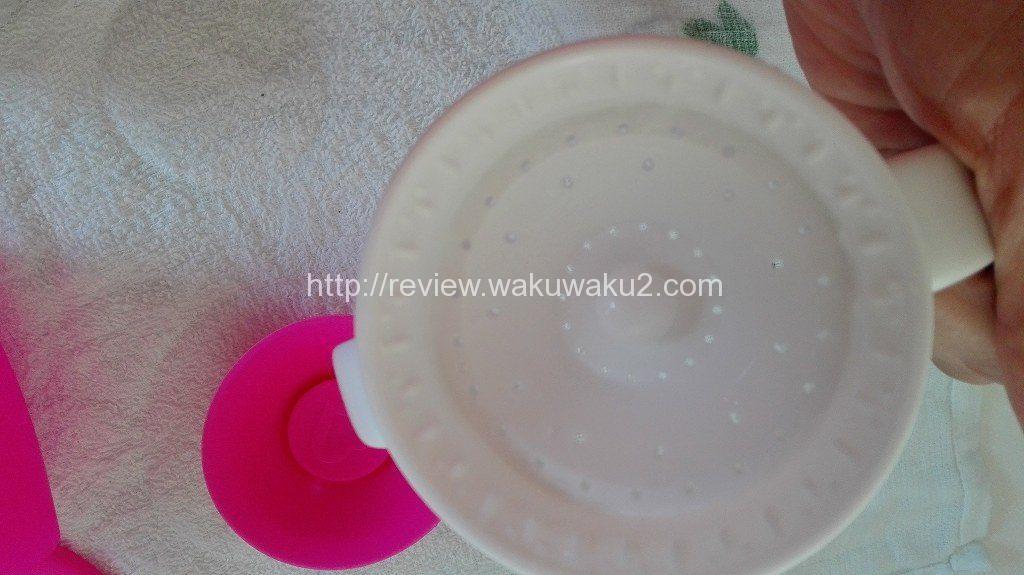 ミラクルカップ こぼれない 育児 食器 レビュー